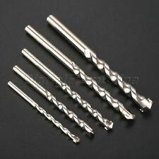 5Pcs Tungsten Steel Masonry Drill Bits Concrete Cement Stone Wall Drilling Tool