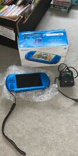 Blue PSP Console Boxed
