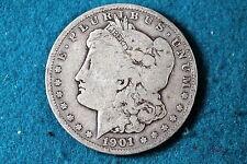 ESTATE FIND 1901-O MORGAN DOLLAR!#F6656