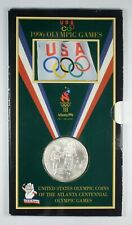 1996-D Atlanta Olympics Commemorative Dollar *2028