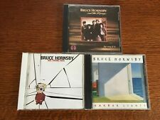 Bruce Hornsby 3 CD lot The Way It Is, Harbor Lights, Big Swing Face