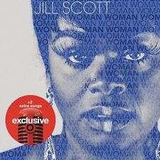 Jill Scott - Woman with 2 BONUS TRACKS (Ur Gonna Know / Fool's Gold)