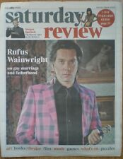Rufus Wainwright – Times Saturday Review – 24 March 2012