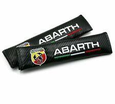 2 Copri Cintura copricintura Logo ABARTH Carbonio Grande Punto 500 595 695 ss