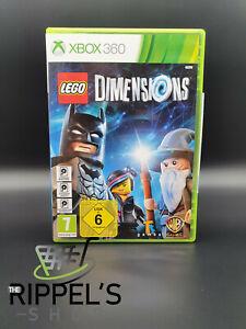 Lego Dimensions für Xbox 360 - gebraucht - guter Zustand - deutsch