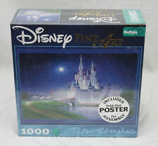 Disney Fine Art Puzzle 1000 Pc Cinderella's Grand Arrival Peter Ellenshaw Sealed