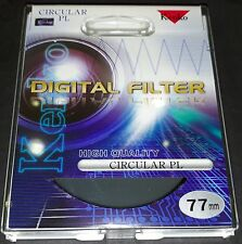 Kenko 77mm Circular Polarizer CPL Digital Filter High Quality New Free Shipping!