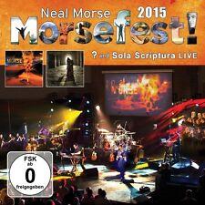 Neal Morse-Morse fisso 2015 sola script Urali and? Live 6 CD NUOVO