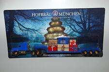 Werbetruck  US Truck  Tieflader  Hofbräu München  7