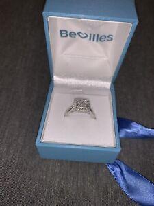 engagement ring  0.50 Ct Diamond