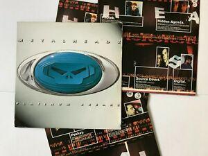 "Metalheadz - Platinum Breakz 3 x 12"" Compilation"