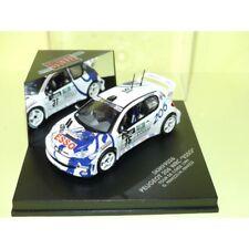 PEUGEOT 206 WRC N°15 RALLYE TOUR DE CORSE 1999 PANIZZI VITESSE SKM99026 1:43