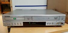 SAMSUNG SV-DVD3E DUAL DECK PLAYER DVD/VCD/CD-R/MP3/VHS