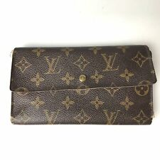 Louis Vuitton Porto Torre Orres International wallet M61217 Used 1138-10bN36