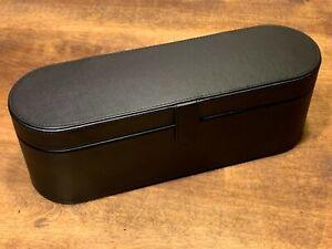 Dyson Super Sonic Hair Dryer Hard PU Leather Presentation Case - Black