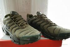 BNWB nike air max tn plus size 8 Full Green