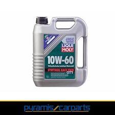 Nouveau 1x Liqui Moly synthoil race tech gt1 10 w-60 d'huile 5 litres 1391 € (12,59/l)