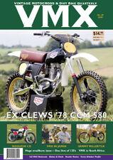 VMX Vintage MX & Dirt Bike AHRMA Magazine - Issue #40