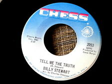 BILLY STEWART~TELL ME THE TRUTH~NEAR MINT~WHAT HAVE I DONE~VG+~ NORTHERN SOUL 45