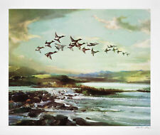 Flying High Gee Vaucher Nature Painting Print Banksy Pejac