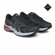 Asics Womens GT-2000 8 GORE-TEX Running Shoes Trainers Sneakers - Black Sports