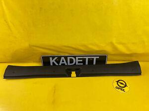 New + Original Opel Kadett E Loading Dock Fairing Boot Cover