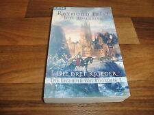 Raymond Feist -- die LEGENDEN von MIDKEMIA  # 2 // die drei Krieger  2003
