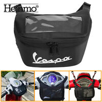 Motorcycle Waterproof Front Fork Tool Storage Bag For Vespa GTS LX LXV Sprint 50