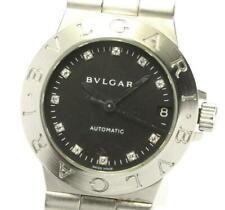 BVLGARI Diagono Sports LCV29S 11P Diamond Date Automatic Ladies Watch_559584