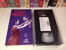 * Salon Mexico Rare Mexican Drama VHS 1994 Maria Rojo Remake of 1949 Classic