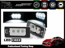 LUCI TARGA PRBM07 BMW E90 E91 E92 E93 E39 E60 E61 E70 E71 E82 E88 LED CREE CLEAR