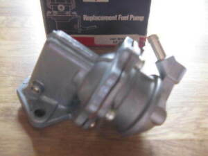 FP101 QFP3 Moprod Mechanical Fuel Pump Fiat 128 Saloon Estate 1969 - 09/1974