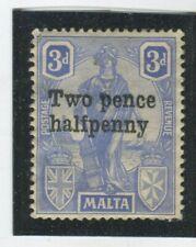 Malta Stamps Scott #115 MINT,H,F-VF (X4015N)