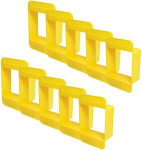 SSD170 Sockitz Safetyshield Disposable Single Gang 30mm, Pack of 10