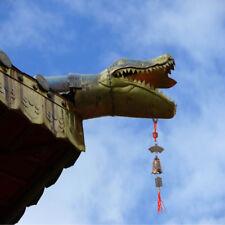 Trendy China's Tibetan Buddhism Brass Bell Buddhist Goddess Temple Feng Shui