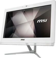 MSI PC ALL IN ONE PRO 20EXTS 8GL-061XEU N4000/8GB/256GB/19,5TOUCH/FREEDOS