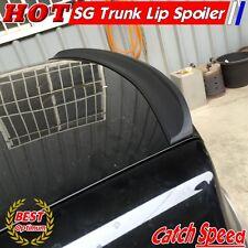 Flat Black SG Type Trunk Lip Spoiler Wing For Infiniti G35 G37 V36 Sedan 08-10