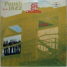 Jazz Band Ball Orchestra HOME Polish Jazz vol.38 - Vinyl LP Near Mint