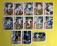 WORLD CUP 94 STICKERS VIGNETTES UPPER DECK - RUSSIA
