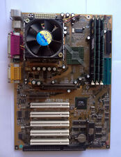Abit VH6-II Motherboard with Pentium III 1GHz SL52R CPU and 768MB RAM - Test OK!