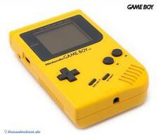 Nintendo GameBoy - Konsole #gelb - Classic 1989 DMG-01 Banana Jim