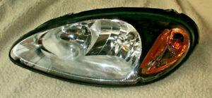 2001 2002 2003 2004 2005 Chrysler PT Cruiser Headlight Left LH Driver OEM 662