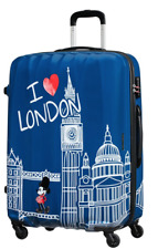 SPINNER GRANDE AMERICAN TOURISTER 19C.061.008 TAKE ME AWAY MICKEY LONDON DISNEY