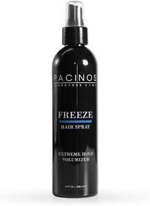 Pacinos Freeze Extreme Hold Volumising Hairspray 236ml