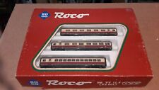 ROCO HO 04183A BR VT 11.5 TEE (VT601) SUPPLEMENTARY COACH PACK (HELVETIA) LOT#2