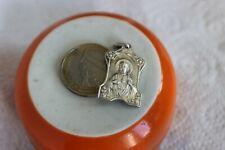 Médailles Virgin Marie Mary Souvenir de Montmartre Catholic