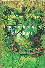 ONE HUNDRED YEARS OF SOLITUDE By GABRIEL GARCIA MARQUEZ Harper Row 1967 1st