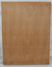 planche acajou instrument musique lutherie tournage mahogany corps guitare n°30
