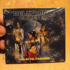 GALACTIC CARAVAN - Bellydance Odyssey - BN Sealed CD