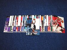 2002-03 UPPER DECK INSPIRATIONS BASKETBALL SET W/O SP'S COMPLETE 1-90 (K217-3)